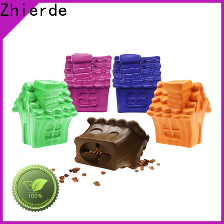 Zhierde popular food dispenser toy for dogs wholesale for pet