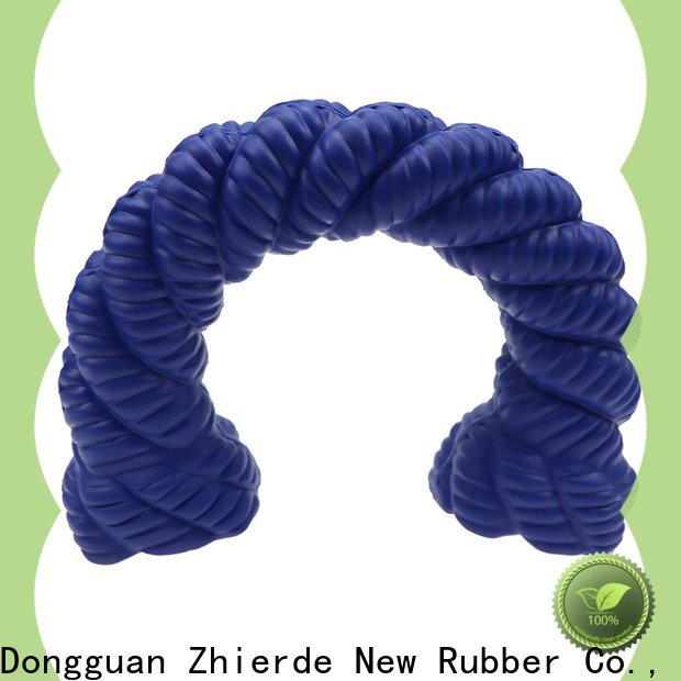 durable rubber squeaky dog toys suppliers for chewing
