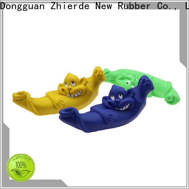Zhierde creative indestructible squeaky dog toys suppliers for teething