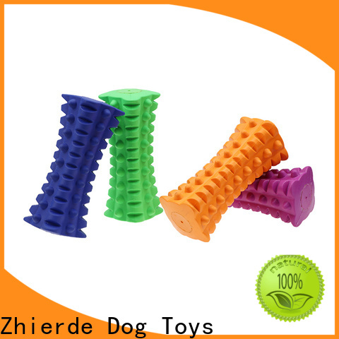 Zhierde reliable indestructible dog chew toys wholesale for chewing