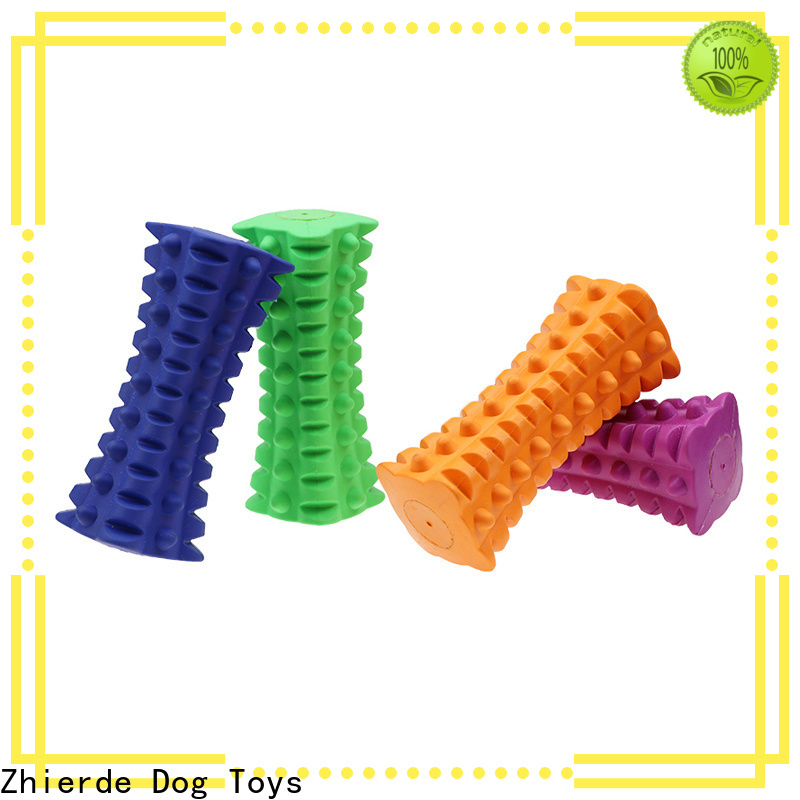 Zhierde playful indestructible dog chew toys manufacturers for training