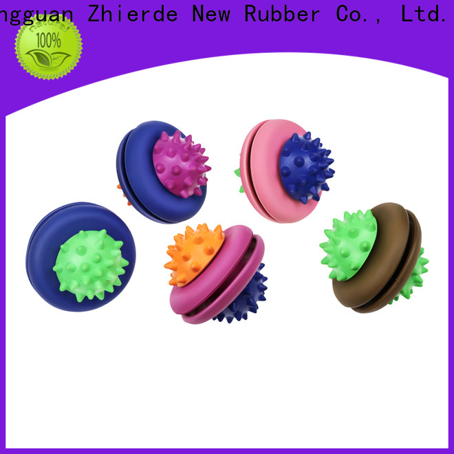 Zhierde dog food dispenser toy wholesale for exercise