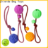 Zhierde rope chew toys for dogs manufacturer for chewing