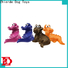 Zhierde indestructible rubber dog toys supply for training