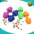 funny dog food dispensing toy manufacturer for training