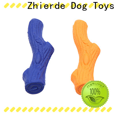 Zhierde eco-friendly dog toy bone with good price for playing