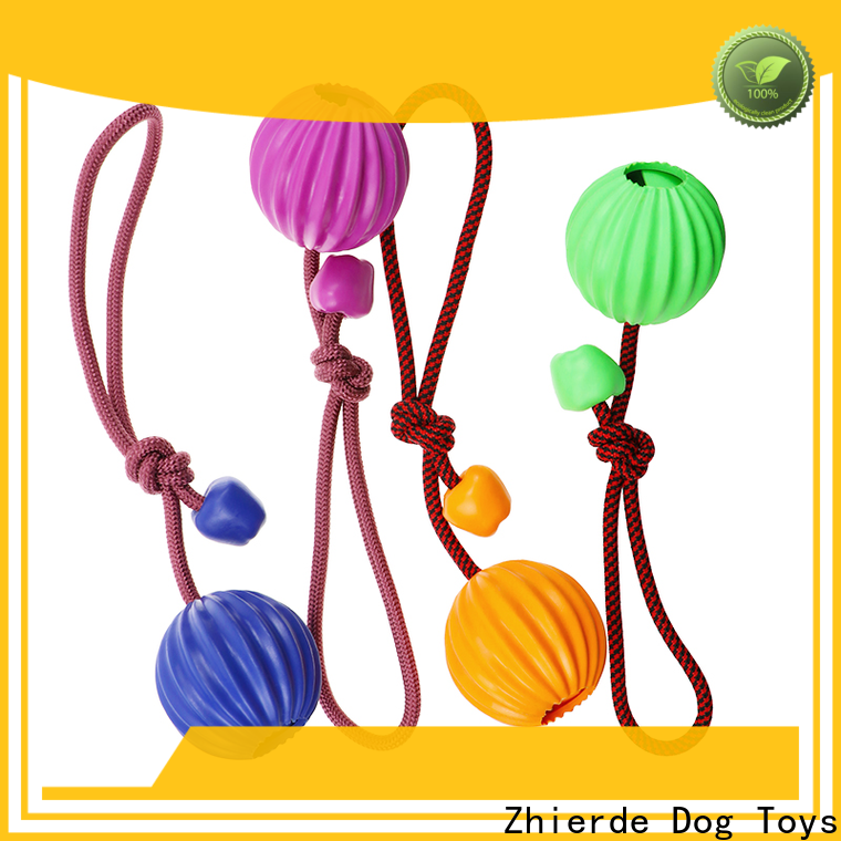 safe rope chew toys for dogs with good price for pet