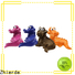 Zhierde indestructible rubber dog toys wholesale for teething