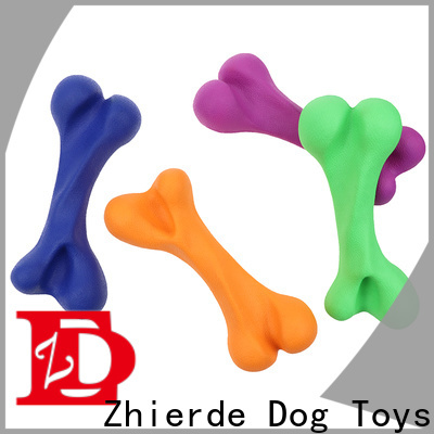Zhierde high quality dog bone toys with good price for teething