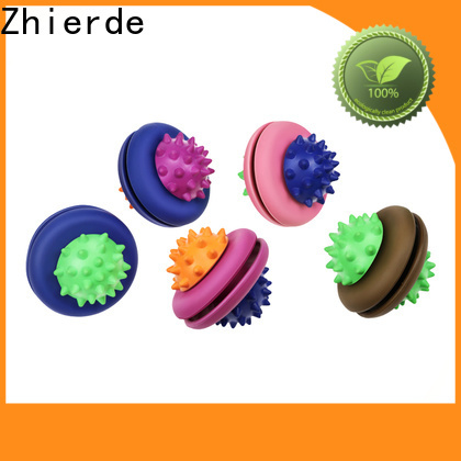 Zhierde durable dog food toys with good price for chewing