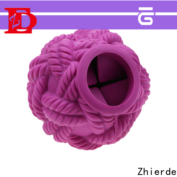 Zhierde best treat dispensing dog toys supplier for exercise