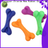 reliable dog bone toys wholesale for teething