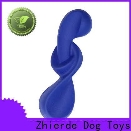 Zhierde innovative dog chew toys wholesale for pet