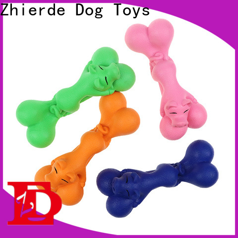 safe dog chew toys factory direct supply for playing