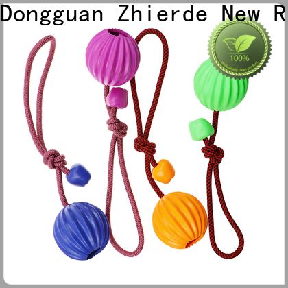 safe rope chew toys for dogs wholesale for exercise