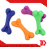 Zhierde rubber bone dog toy manufacturer for chewing