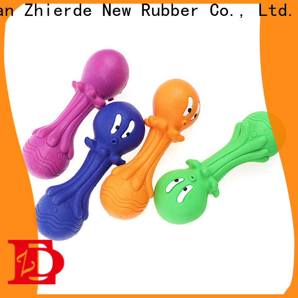 Zhierde durable bone toys for dogs manufacturer for training