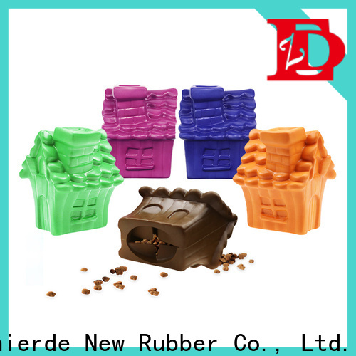 best dog food dispenser toy factory direct supply for teething