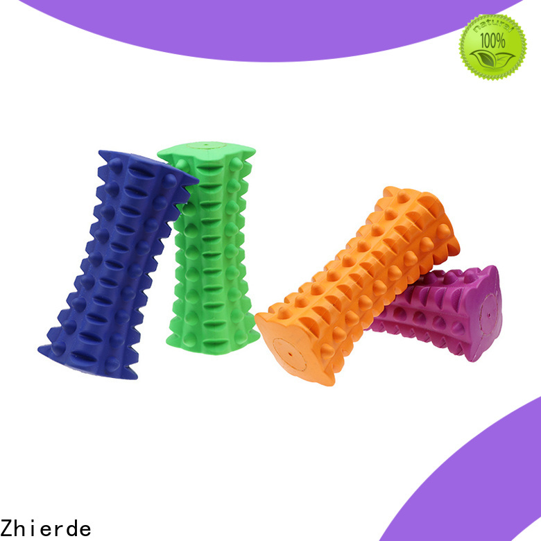 Zhierde high quality indestructible rubber dog toys wholesale for pet
