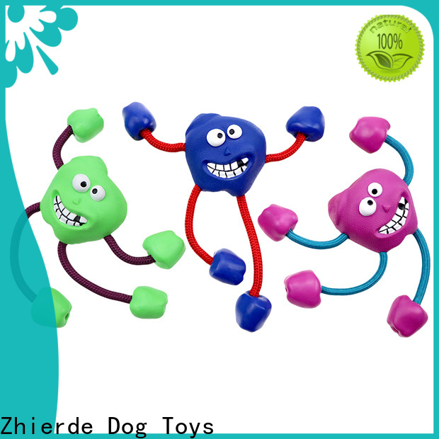 best rope chew toys for dogs factory direct supply for playing