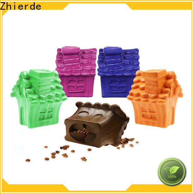Zhierde popular treat dispensing toys for dogs wholesale for teething