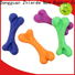 Zhierde eco-friendly dog bone chew toy factory direct supply for pet