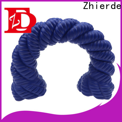 Zhierde rubber squeaky dog toys factory for playing