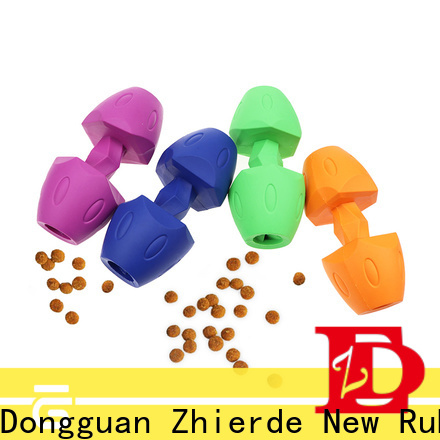 Zhierde high-quality dog food dispensing toy supplier for playing