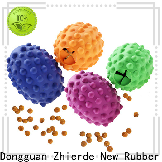 Zhierde safe dog puzzle toys supplier for playing