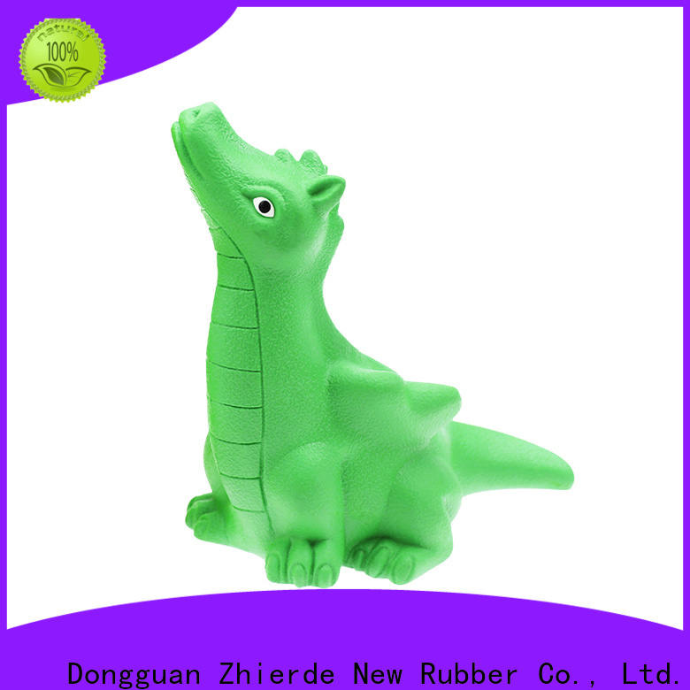 Zhierde playful indestructible squeaky dog toys factory for chewing