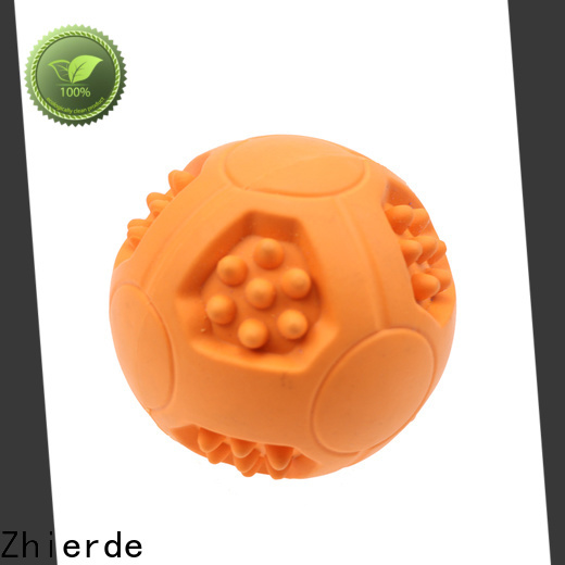 Zhierde durable treat dispensing toys for dogs wholesale for training