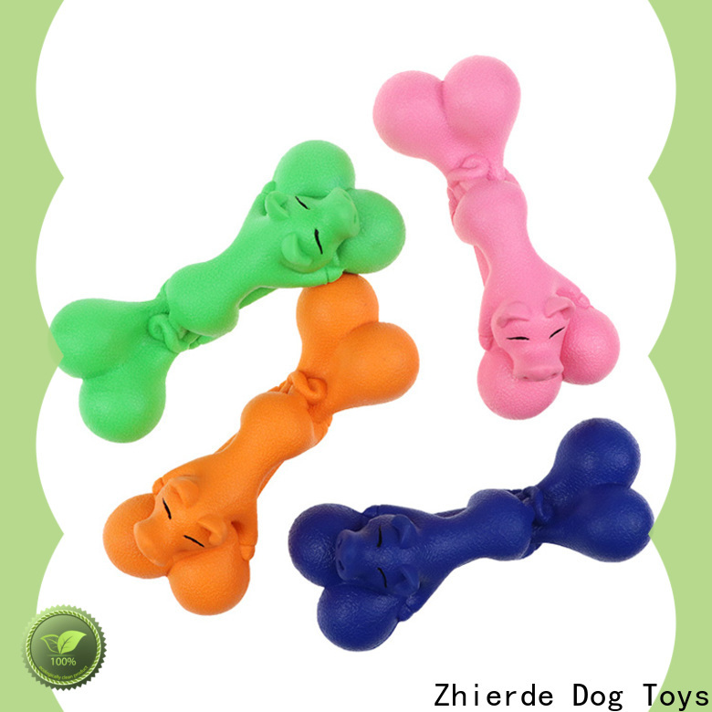 Zhierde dog chew toys wholesale for playing