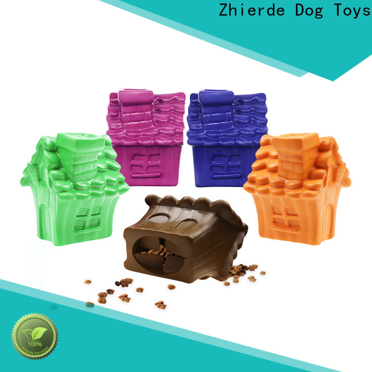Zhierde treat dispensing toys for dogs with good price for teething