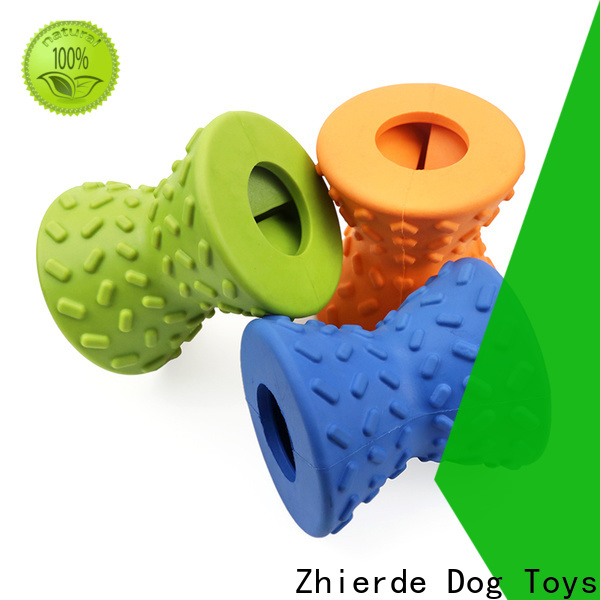 Zhierde funny treat dispensing toys wholesale for playing