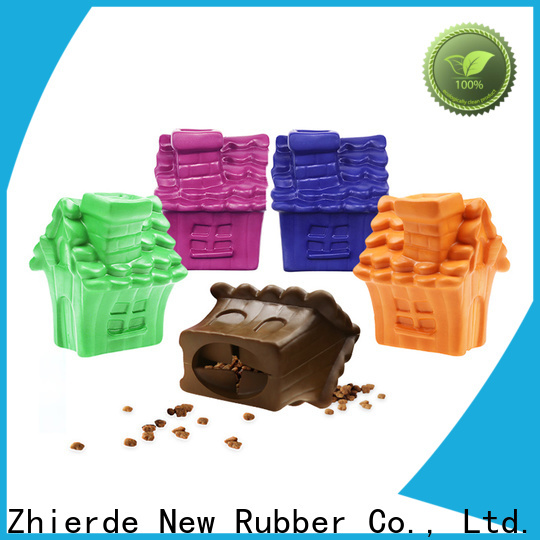 Zhierde popular dog food dispensing toy manufacturer for playing