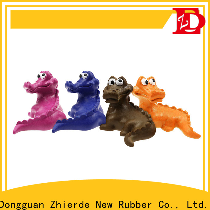 new indestructible rubber dog toys company for pet