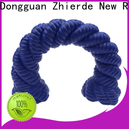 Zhierde rubber squeaky dog toys suppliers for teething