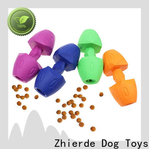 Zhierde high-quality treat dispensing toys for dogs wholesale for pet