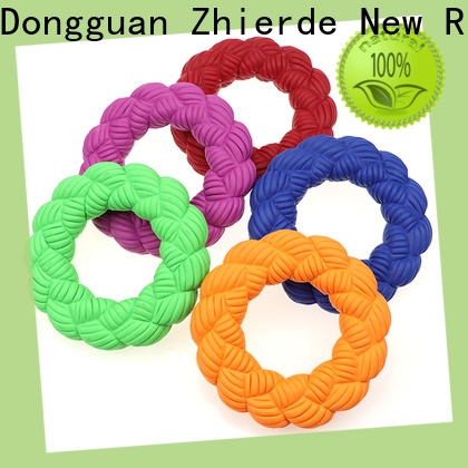 Zhierde high quality dog toys squeaky manufacturers for chewing