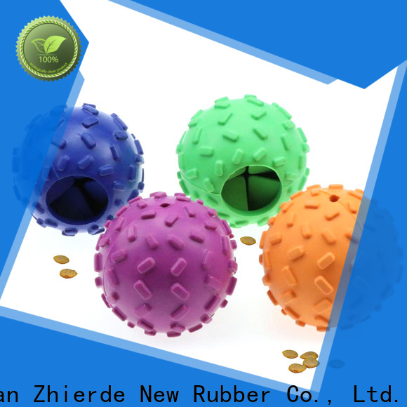 Zhierde durable dog puzzle toys with good price for playing
