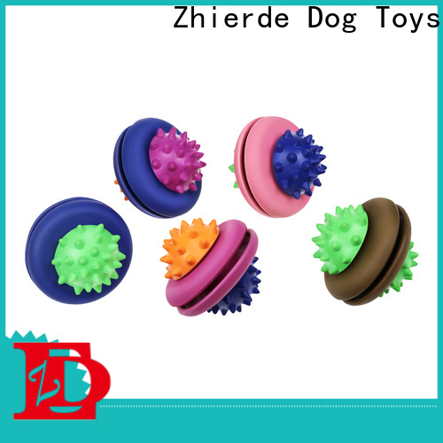 cost-effective dog food toys with good price for playing