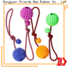 durable dog chew rope toys with good price for teething