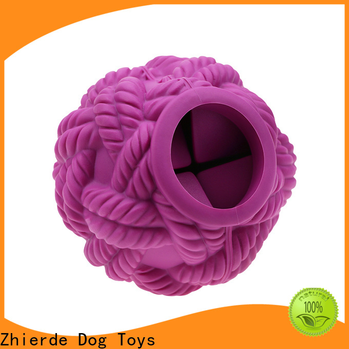 Zhierde high-quality dog food toys wholesale for teething