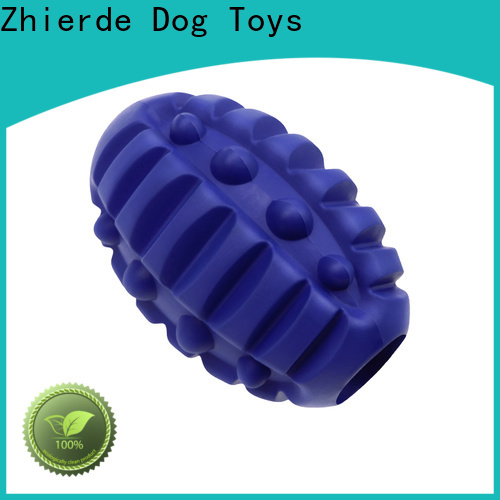 Zhierde durable food dispensing toy factory direct supply for playing