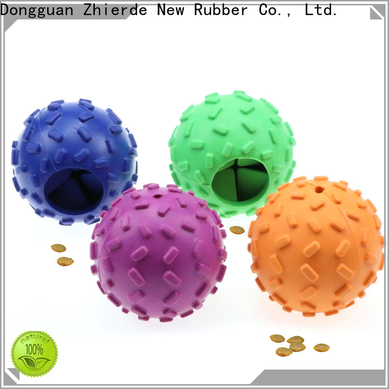 Zhierde dog puzzle toys factory direct supply for chewing