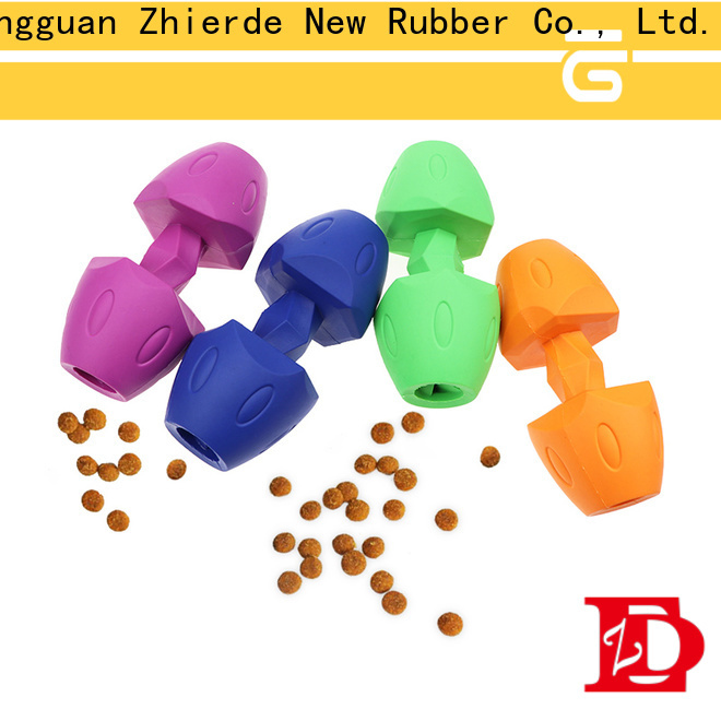Zhierde dog food dispenser toy wholesale for pet