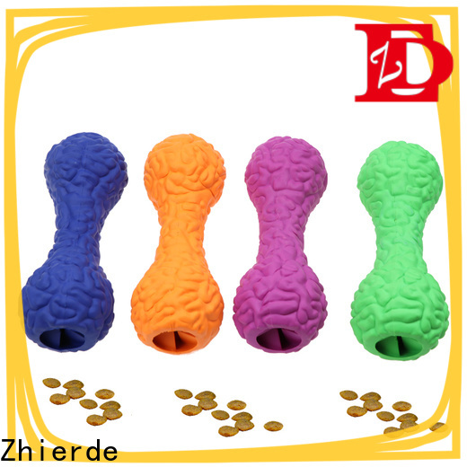 Zhierde popular treat dispensing toys for dogs supplier for training