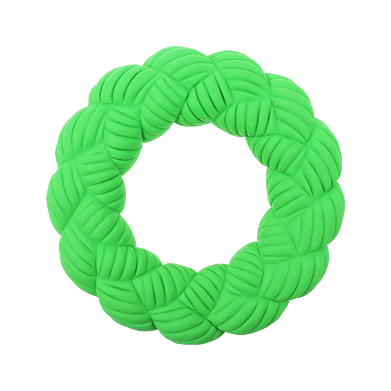 Zhierde attractive rubber squeaky dog toys supply for training-2