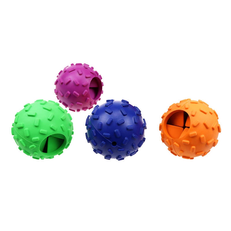 Zhierde treat dispensing dog toys with good price for chewing-1