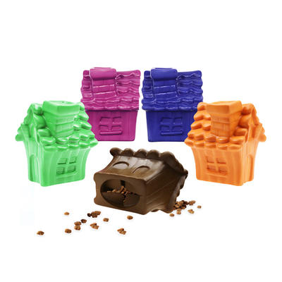 Dog Puzzle Toys Interactive Food Toys Feeding Pet Food Dispenser Toy